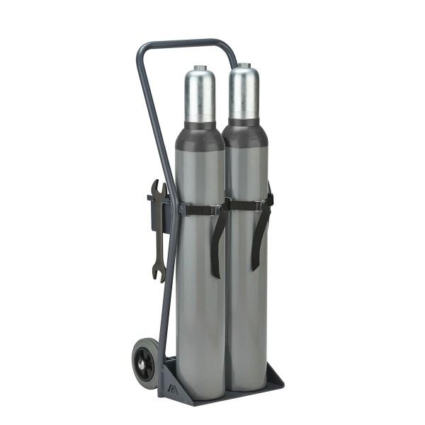 Gasflaschenkarre / Gasflaschen-Wagen GFW2
