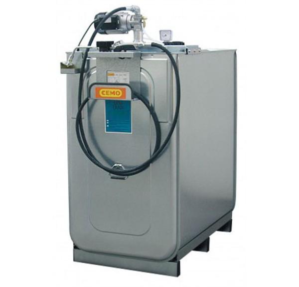 Schmierstoff-Kompaktanlage Typ UNI-Tank ECO 750