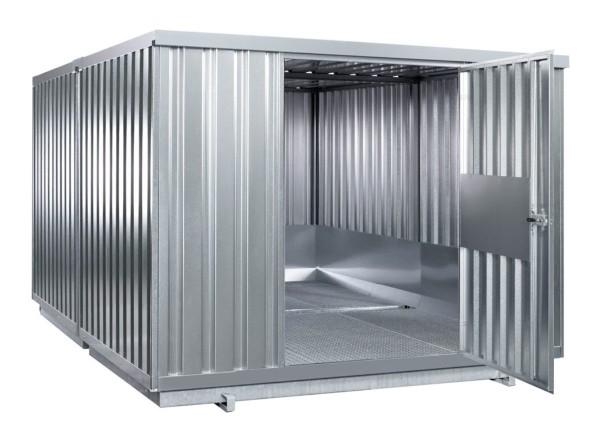 Gefahrstoffcontainer SRC 3.2W verzinkt