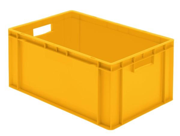 Transport-Stapelkasten TK 600/270-0, gelb