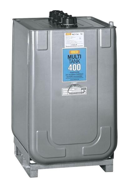 MULTI-Tank 400 l für Diesel, RME (Biodiesel),