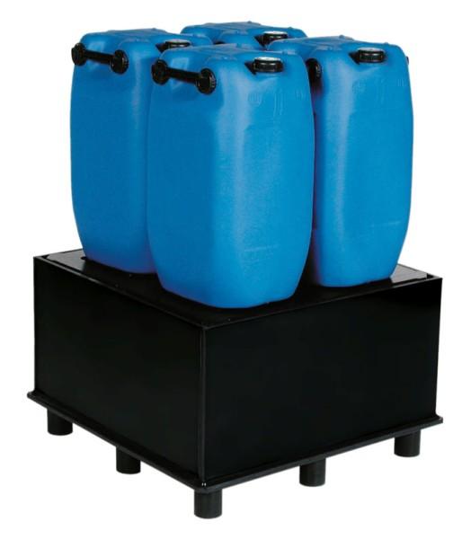 Kunststoff-Auffangwanne PE-HD KN-P1