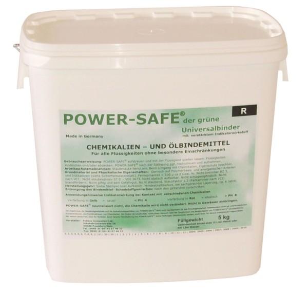 Power-Safe ® Chemikalienbinder