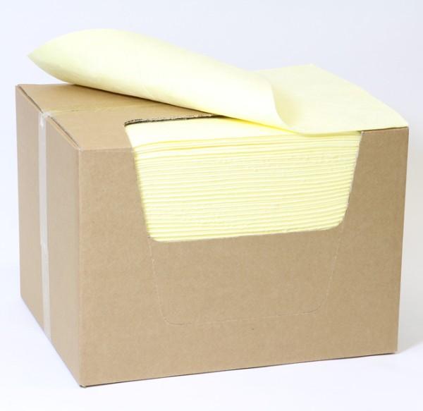 Cemsorb-Tücher Universal gelb Light einlagig