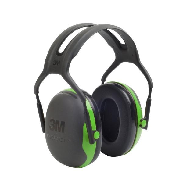 Kapselgehörschützer X4a mit Kopfbügel