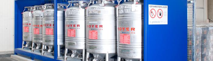 Der Tag des Bieres - Gefahrstoffe im Fokus behalten
