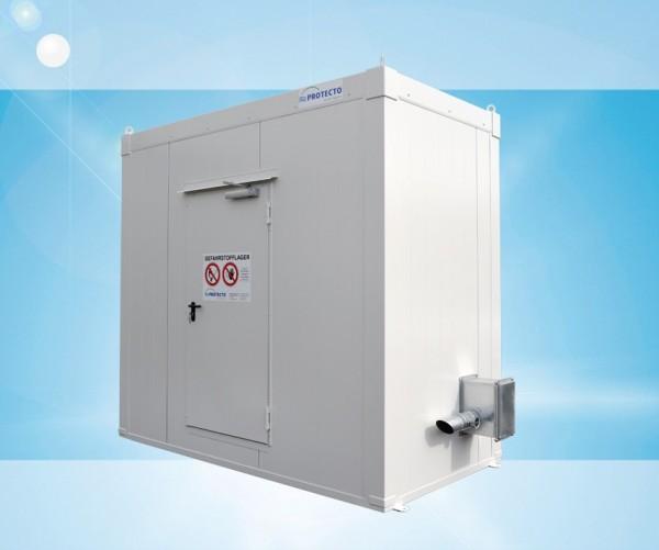 F-SAFE Gefahrstoffcontainer REI90 Regal