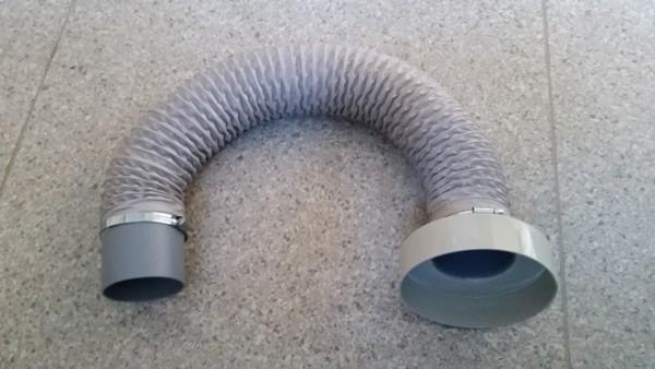 Adapter für Abluft- und Umluftventilator