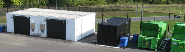 Mit DIBt-Zulassung - Brandschutzlager aus Beton sorgt für perfekte Sicherheit