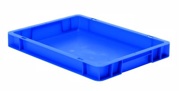 Transport-Stapelkasten TK 400/50-0, blau