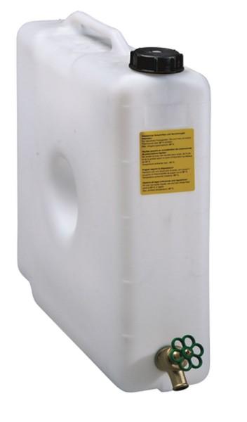 Kanister mit Ausgusshahn, Inhalt 25 Liter