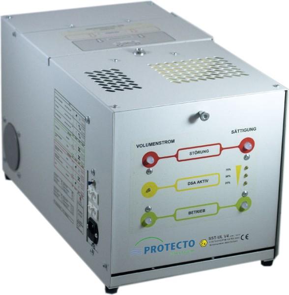 Umluftventilator SST UL mit Aktivkohlefilter