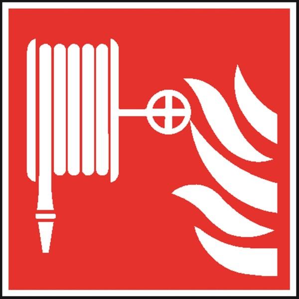 Sicherheitskennzeichnung Brandschutzzeichen