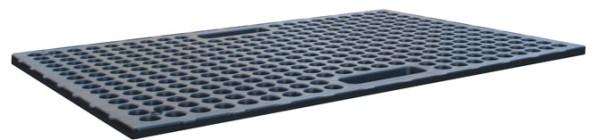 PE-Lochplatte für Auffangwanne Typ PE 230-2