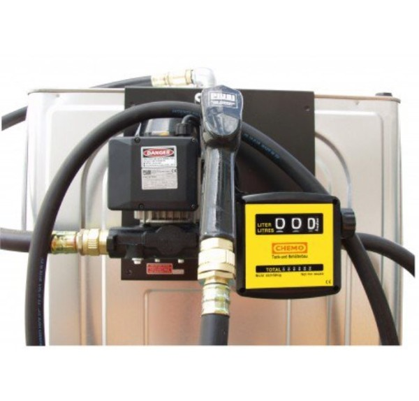 Elektropumpe selbstansaugend (230V, 50 l/min)