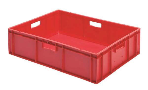 Transport-Stapelkasten TK 800/210-0, rot