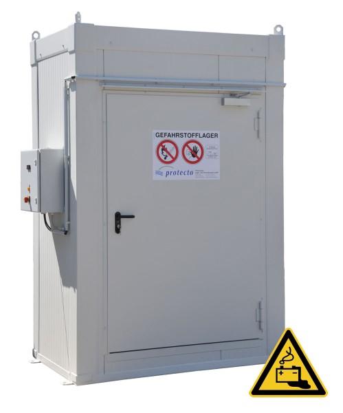 F-SAFE Lithium-Batterielager F90 Zelle