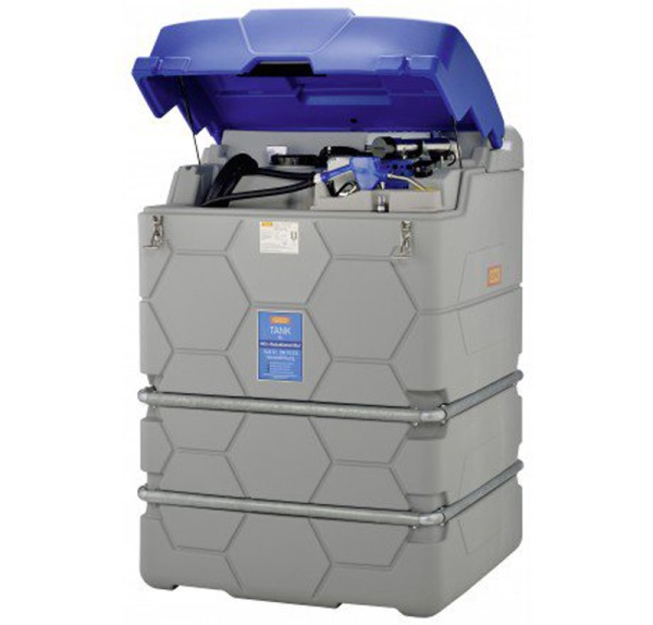 CUBE-Tankanlage 2500 für AdBlue