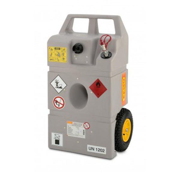 Trolley Diesel- und Heizöl 100l