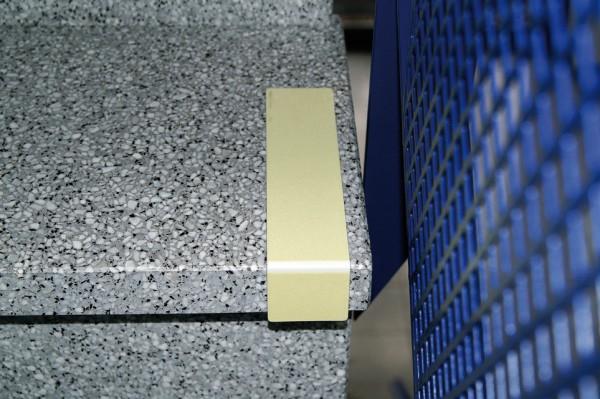 Aufkleber Treppenwinkel