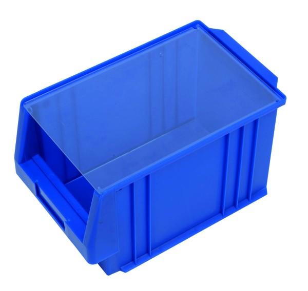 Sichtlagerkasten PLK 2A blau