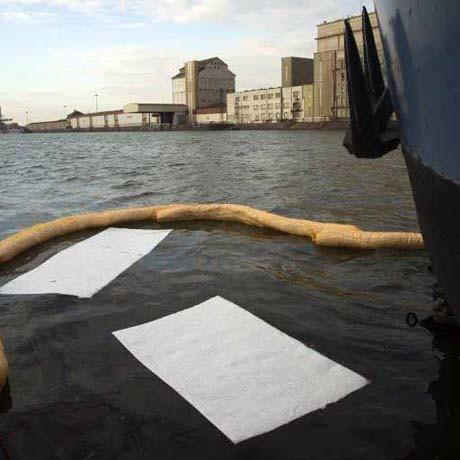 Umweltunfall Bindemittel