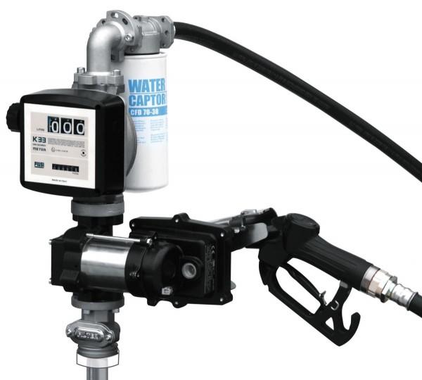 Elektropumpe Cematic (12V, ca. 40 l/min) ATEX