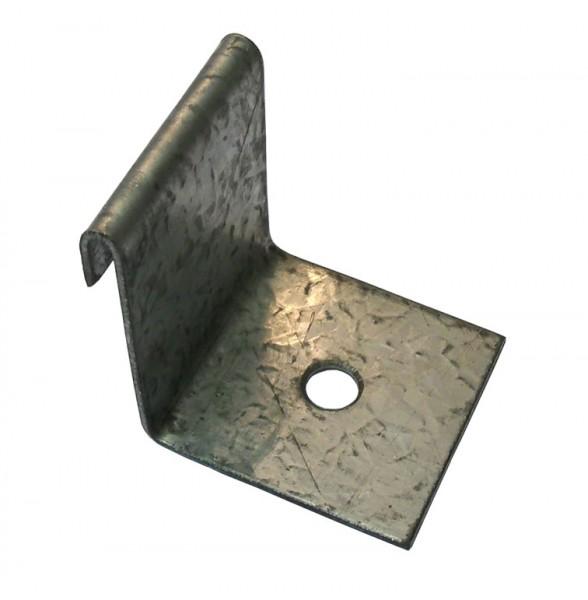 Niederhalter für Flächenschutzelement Typ FS 78