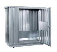 W-SAFE Gefahrstoffcontainer SRC 1.1W verzinkt