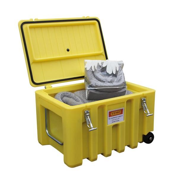 CEMbox 150 l gelb mobil