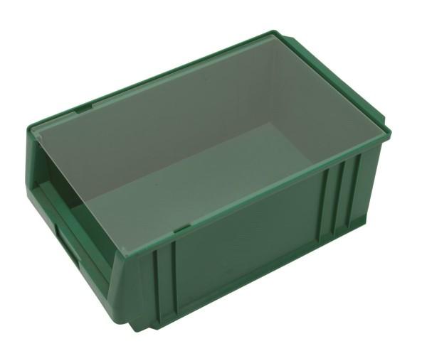 Sichtlagerkasten PLK 1 grün