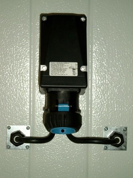 Steckdose 230V (ex-geschützt)