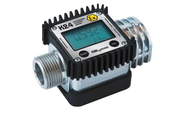Digitaler Durchflusszähler K24 A ATEX/IECEx
