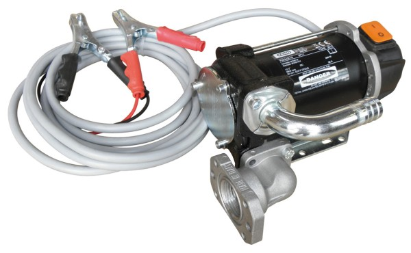 Elektropumpe Cematic 3000/12 (12V, ca. 45 l/min)