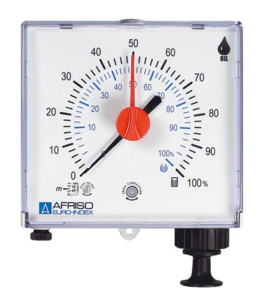 Füllstandsmessgerät pneumatisch