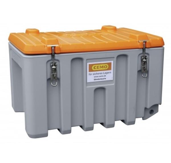 CEMbox 150 l grau/orange