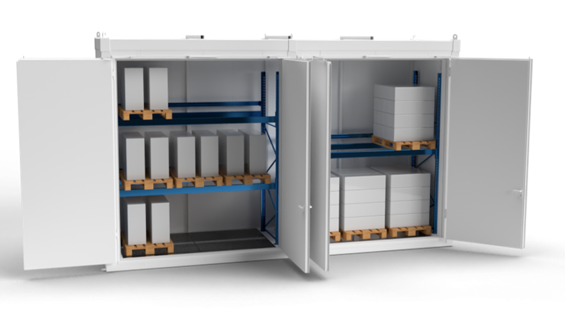 Li-SAFE Lithium-Batterien sicher laden, lagern, transportieren