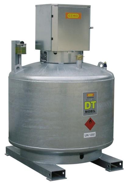 Dieseltankanlage Typ DT-Mobil 980 E