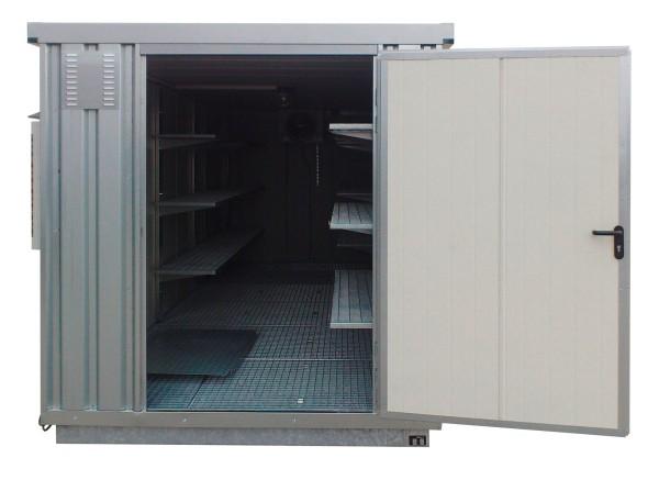 Gefahrstoffcontainer SRC 6.1TA verzinkt