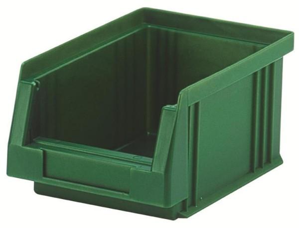 Sichtlagerkasten PLK 4 grün
