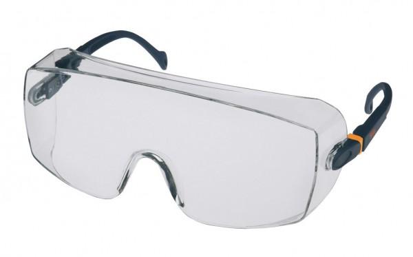 Überbrille / Schutzbrille 2800 AS, UV, PC, klar