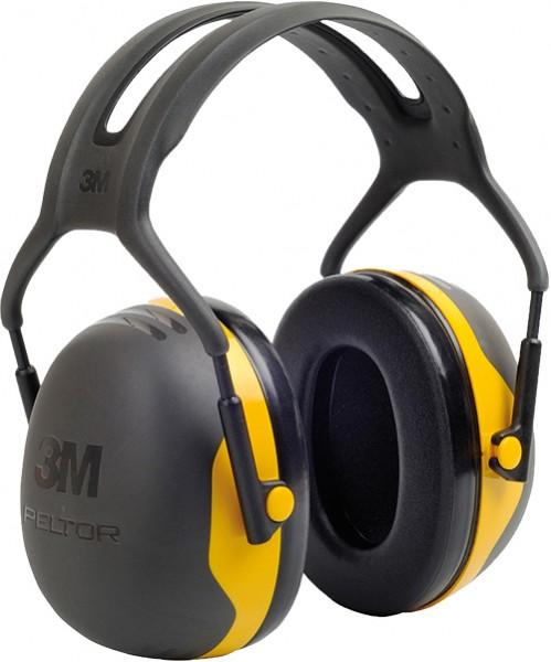 Kapselgehörschützer X2a mit Kopfbügel