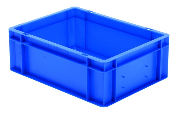 Transport-Stapelkasten TK 400/145-0, blau