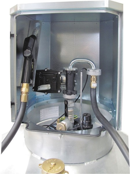 Elektropumpe 40 l/min, 12 V, ATEX