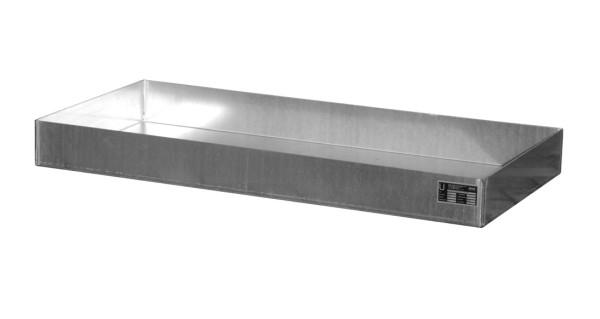 Kleingebinde- und Laborwannen Typ KLWE-P 4
