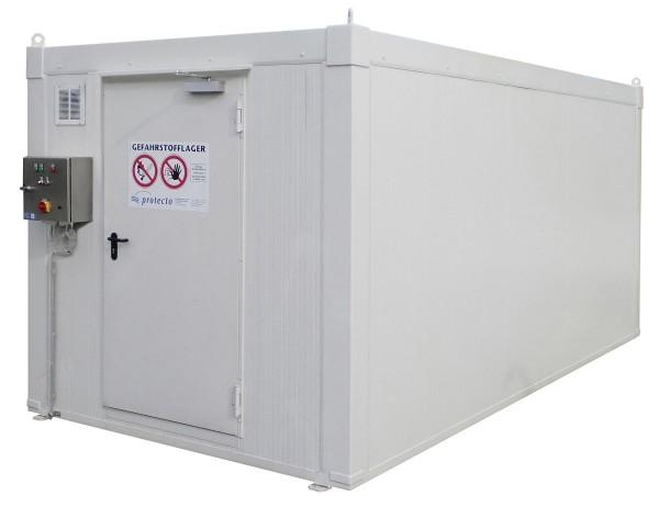 F-SAFE Gefahrstoffcontainer F90 Raum