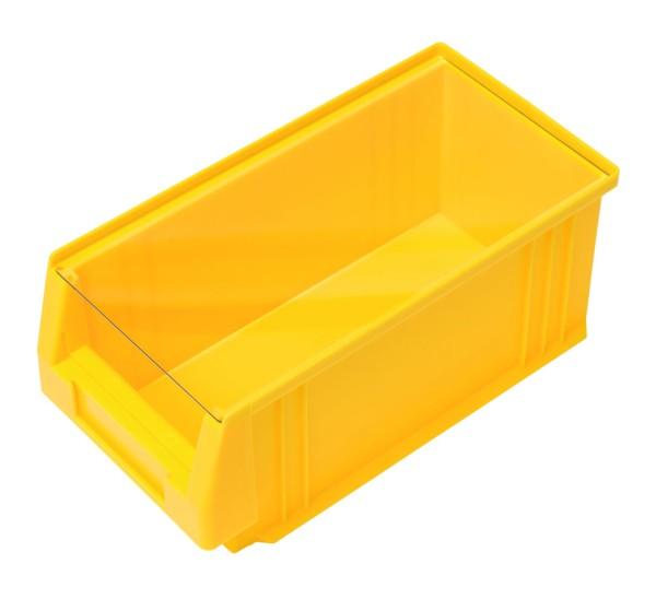 Sichtlagerkasten PLK 3A gelb